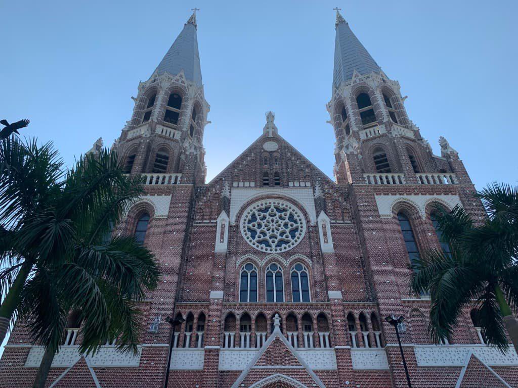 聖マリア大聖堂 外観