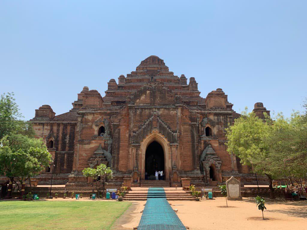 ダマヤンジー寺院
