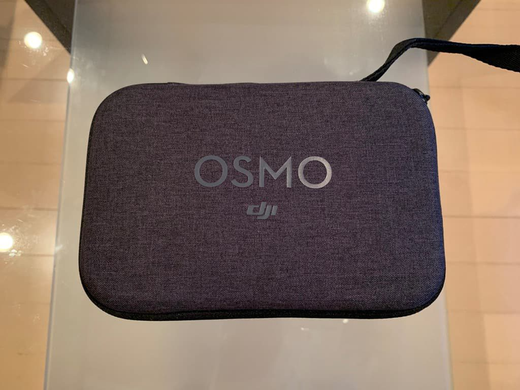 Osmo mobile 3 コンボケース