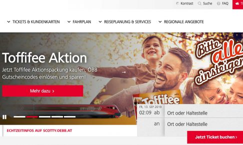 オーストリア連邦鉄道OBB