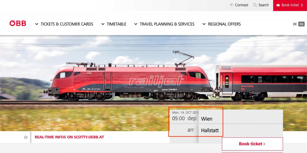 オーストリア連邦鉄道