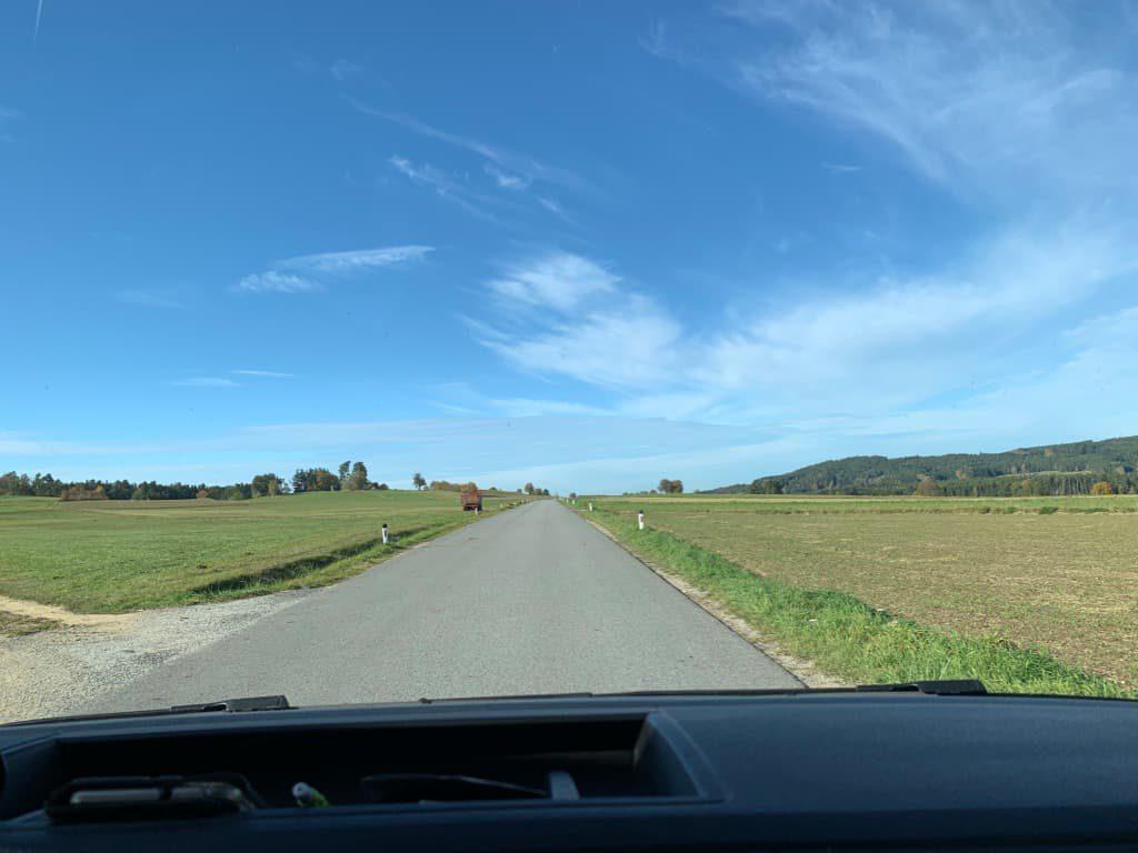 オーストリア チェコ 国境付近