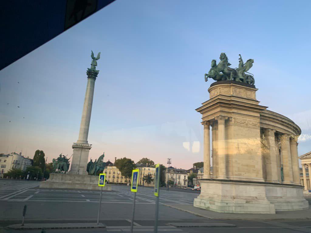 ブダペスト英雄広場