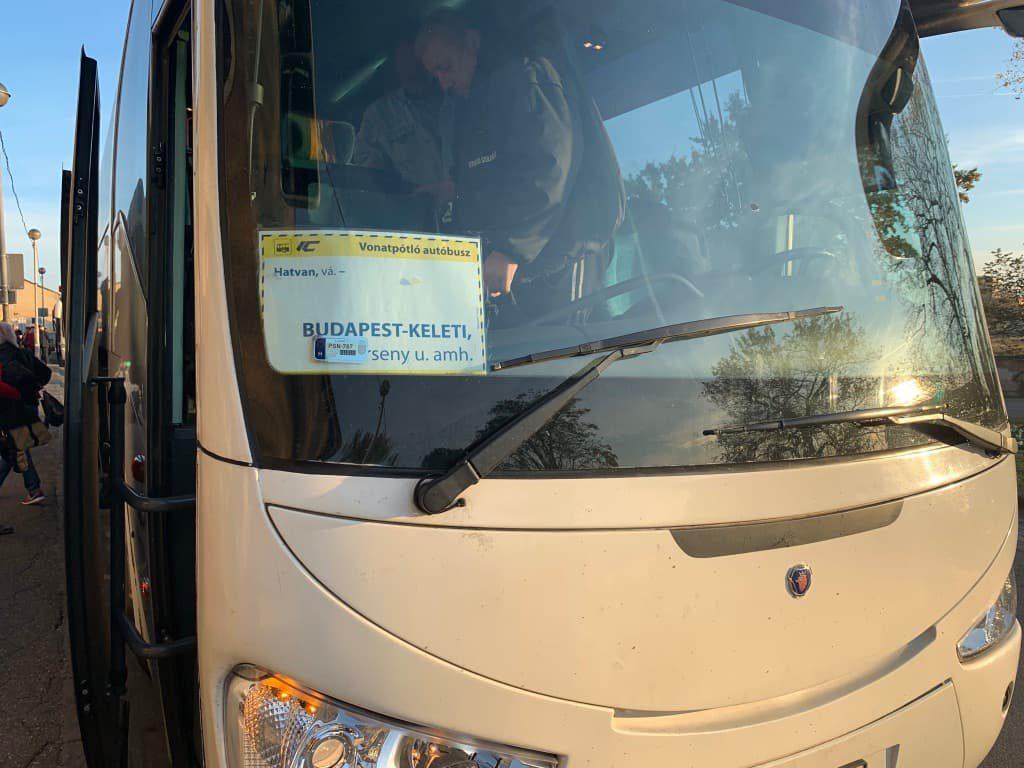 IC代行バス