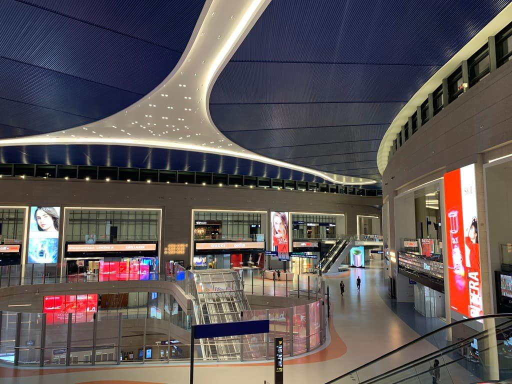 上海プドン国際空港