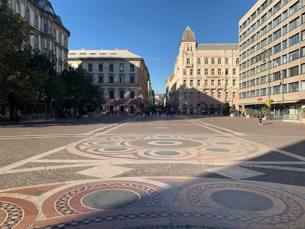 聖イシュトヴァーン大聖堂広場
