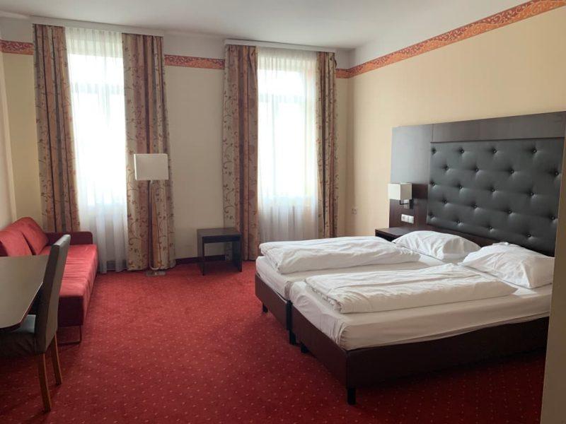 ホテルアレグロウィーン 室内