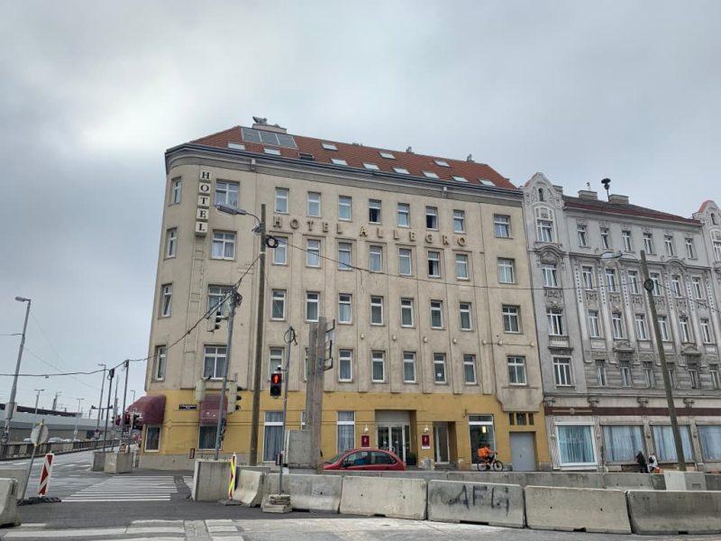 ホテルアレグロウィーン