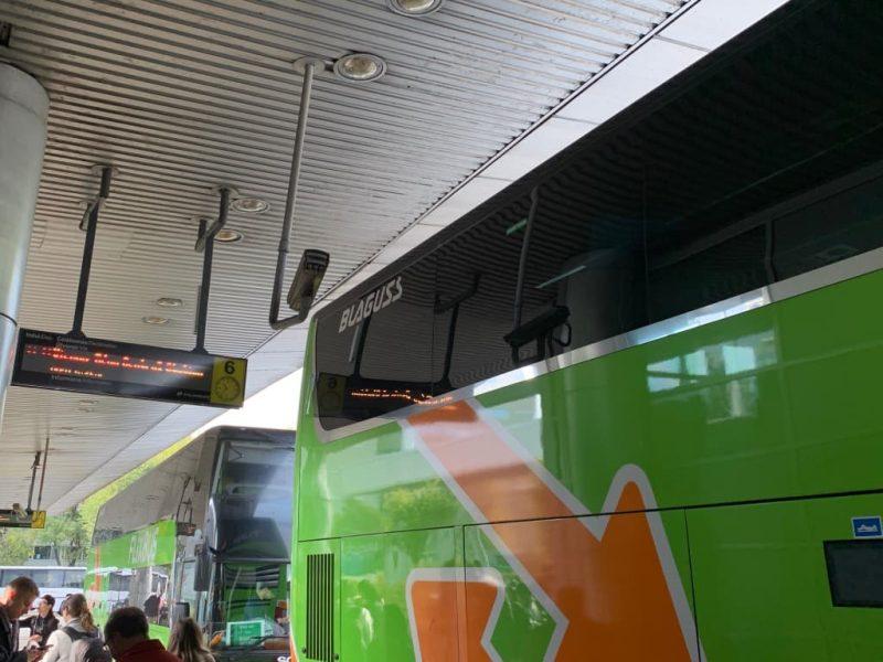 ブダペストバスステーション
