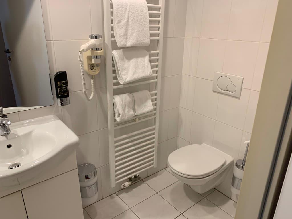 ホテルアレグロウィーン トイレ