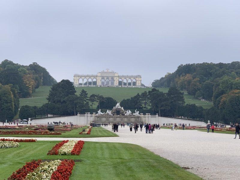 シェーンブルン宮殿 グロリエッテ