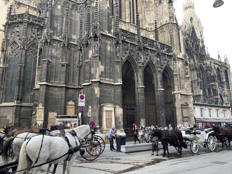 聖シュテファン大聖堂 オーストリア