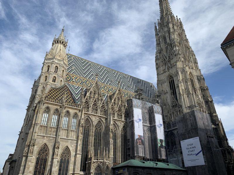 聖シュテファン大聖堂 ウィーン
