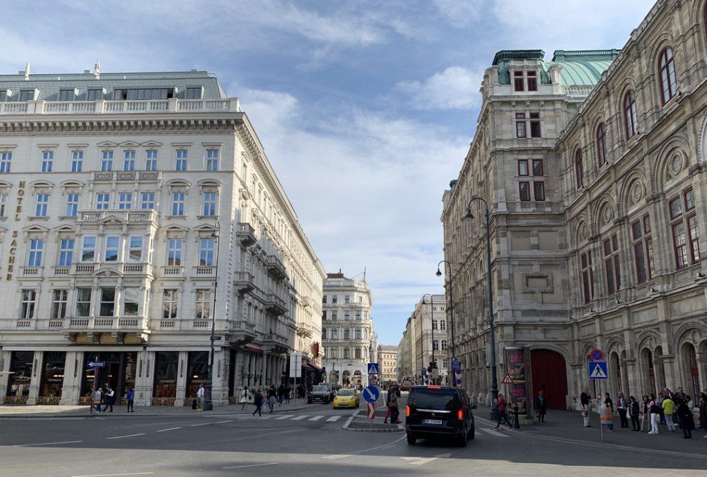 ウィーン 街並み