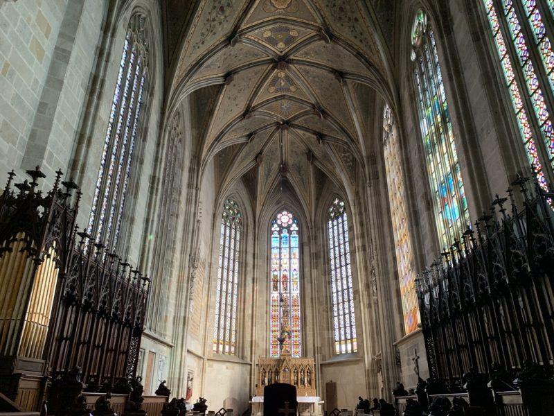 聖マルティン教会 ステンドグラス