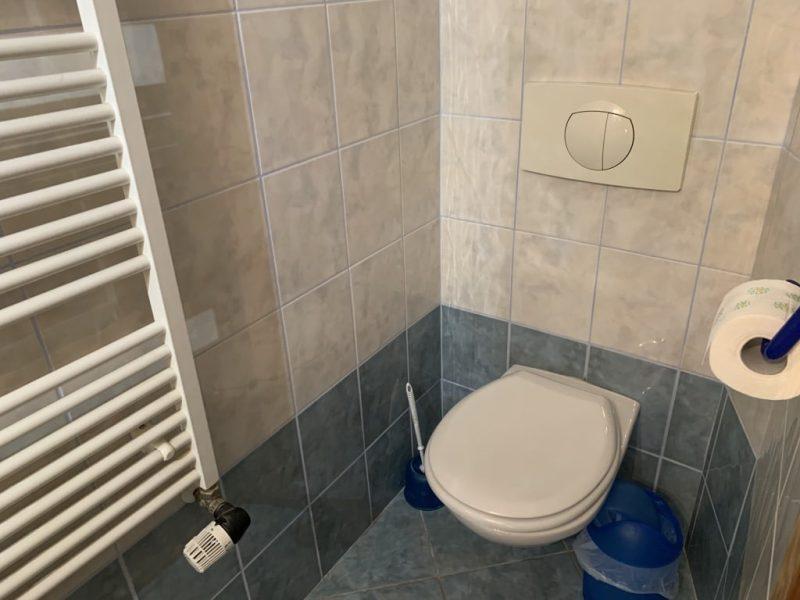 ペンションポボーデ トイレ