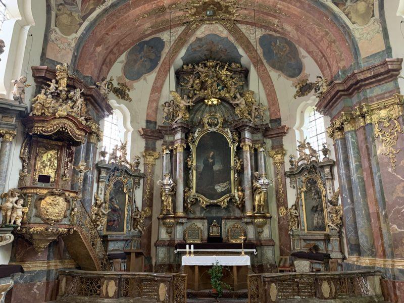 プラハロレッタ教会