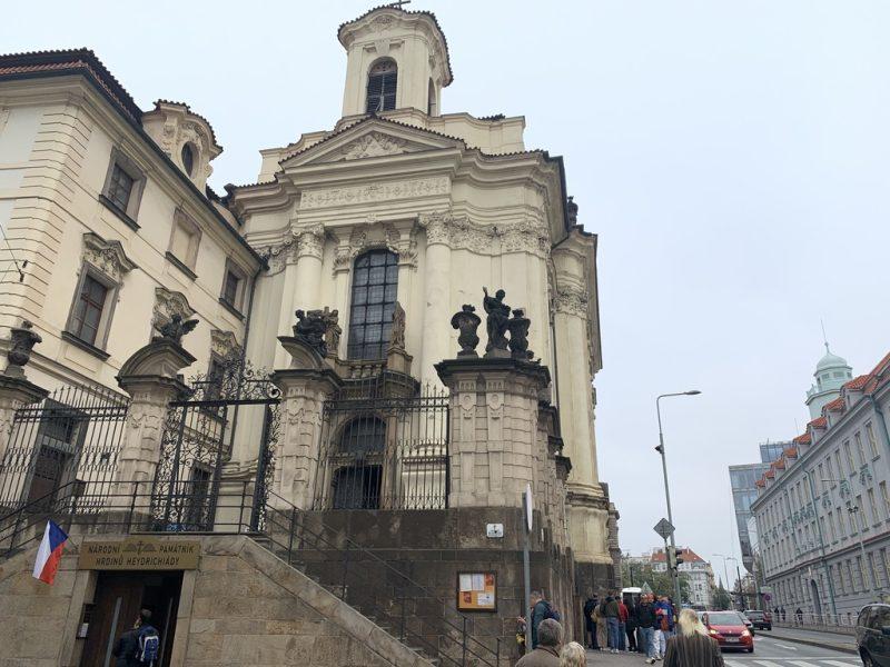 聖ツィリル・メトデイ正教大聖堂 外観