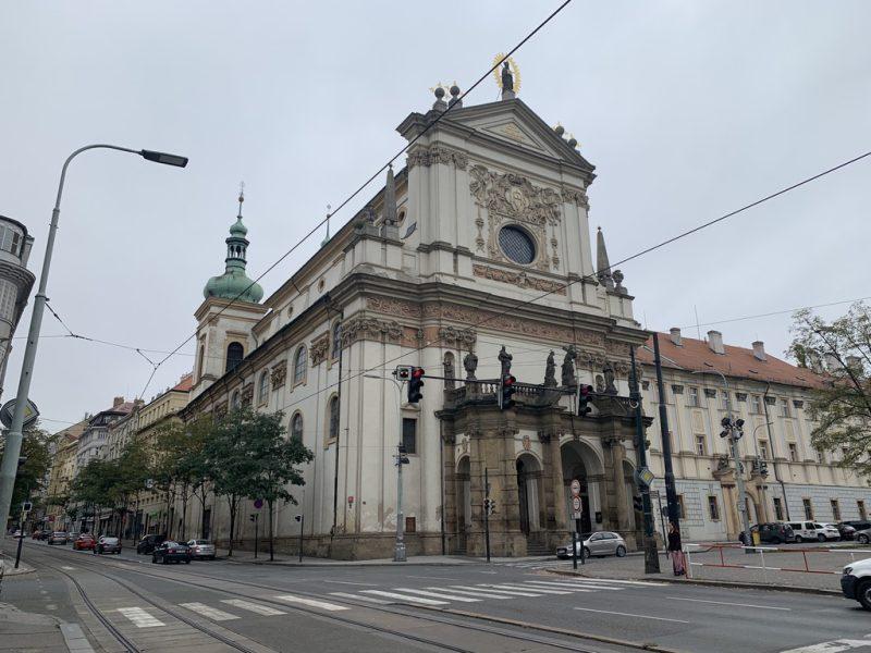 聖イグナチオ教会外観