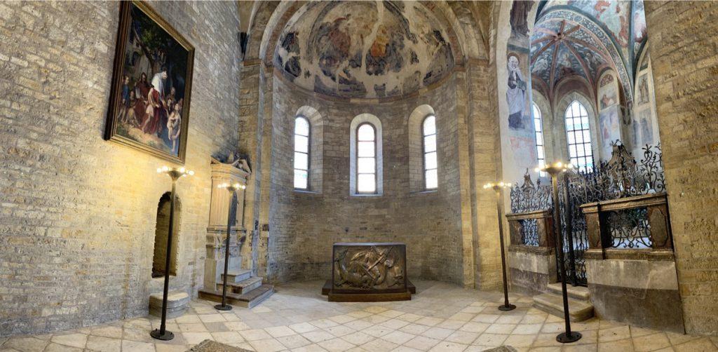 聖イジー教会 パノラマ撮影